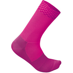 Sportful Checkmate Calcetines Mujer, bubble gum